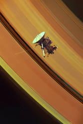 Cassini by MacRebisz