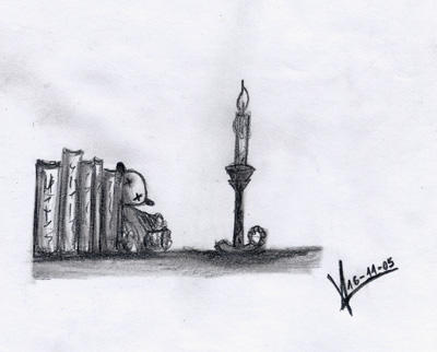Sketchbook_Shelf by MacRebisz