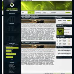 Clandesign GreenLemon by nosx