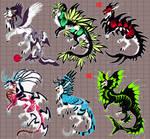 Dragons [OTA - 4\6 OPEN] by Lidelman