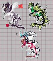 Dragons [2\3 OPEN] by Lidelman