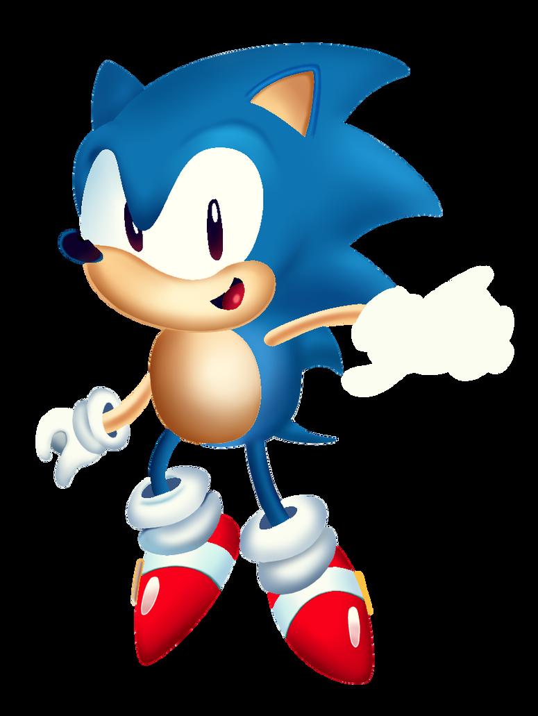 (PREVIEW)Sonic Mania render W.I.P by JayJayTheHumam