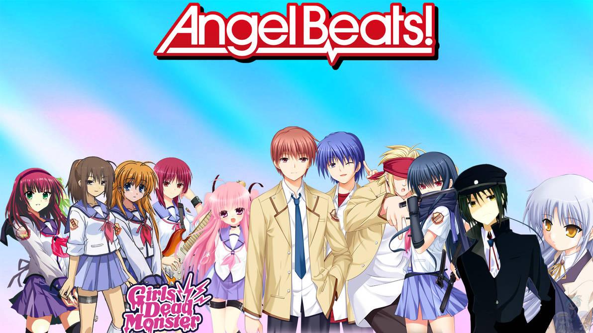 Angel Beats Wallpaper 1600x900 By Indexshionpro On Deviantart