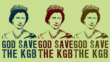 God Save The KGB