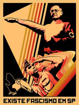 Existe Fascismo em SP!