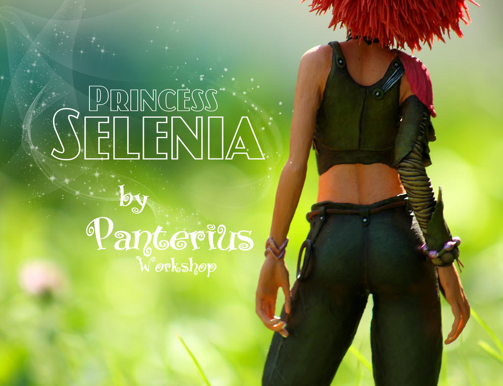 Princess Selenia Arthur And The Invisibles By Panteriusworkshop On Deviantart