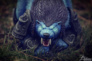 Druid appearance-Claws of Ursoc by panteriusworkshop