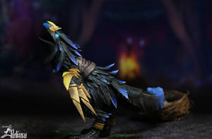 Anzu the Raven God (World of Warcraft)
