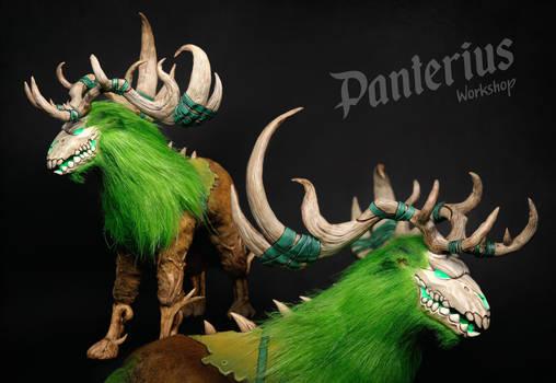 Kul Tiran Druid (World of Warcraft)