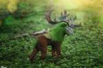 Kul Tiran Druid (World of Warcraft) by panteriusworkshop