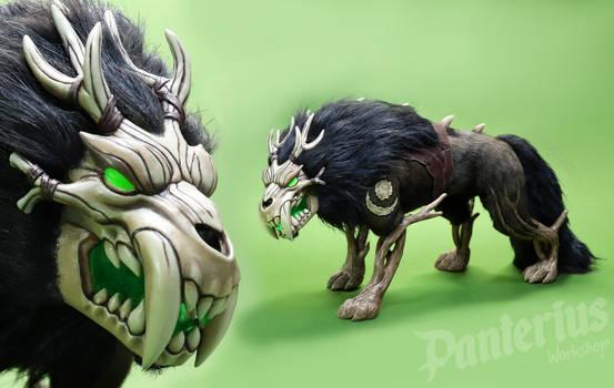 Kul Tiran Druid feral (world of warcraft)