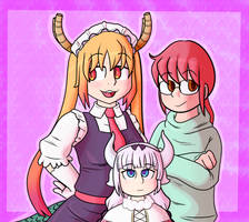 The Fam Squad by JCAmazing