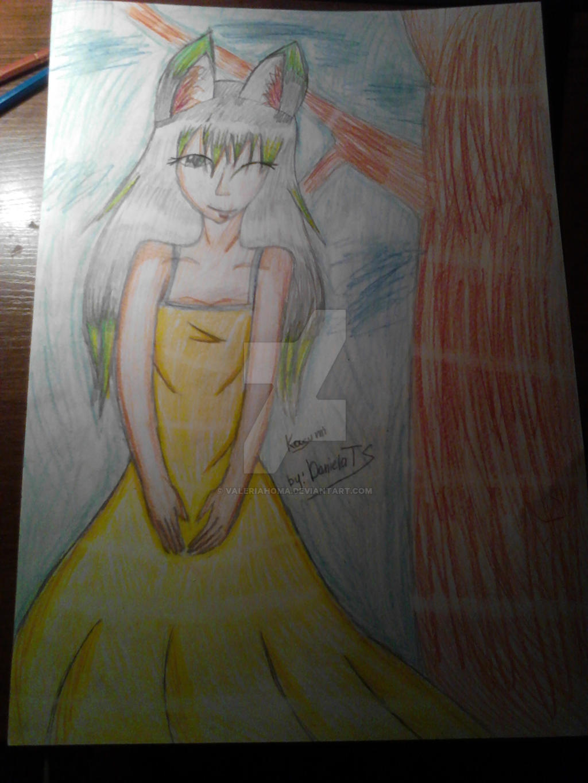 Kasumi. by ValeriaHoma