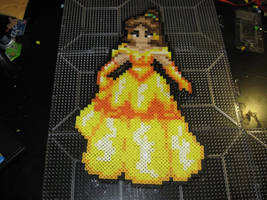 perler Disney Princess Belle Beauty and the Beast