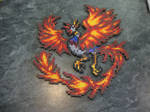 Perler Final Fantasy 6 Summon Phoenix