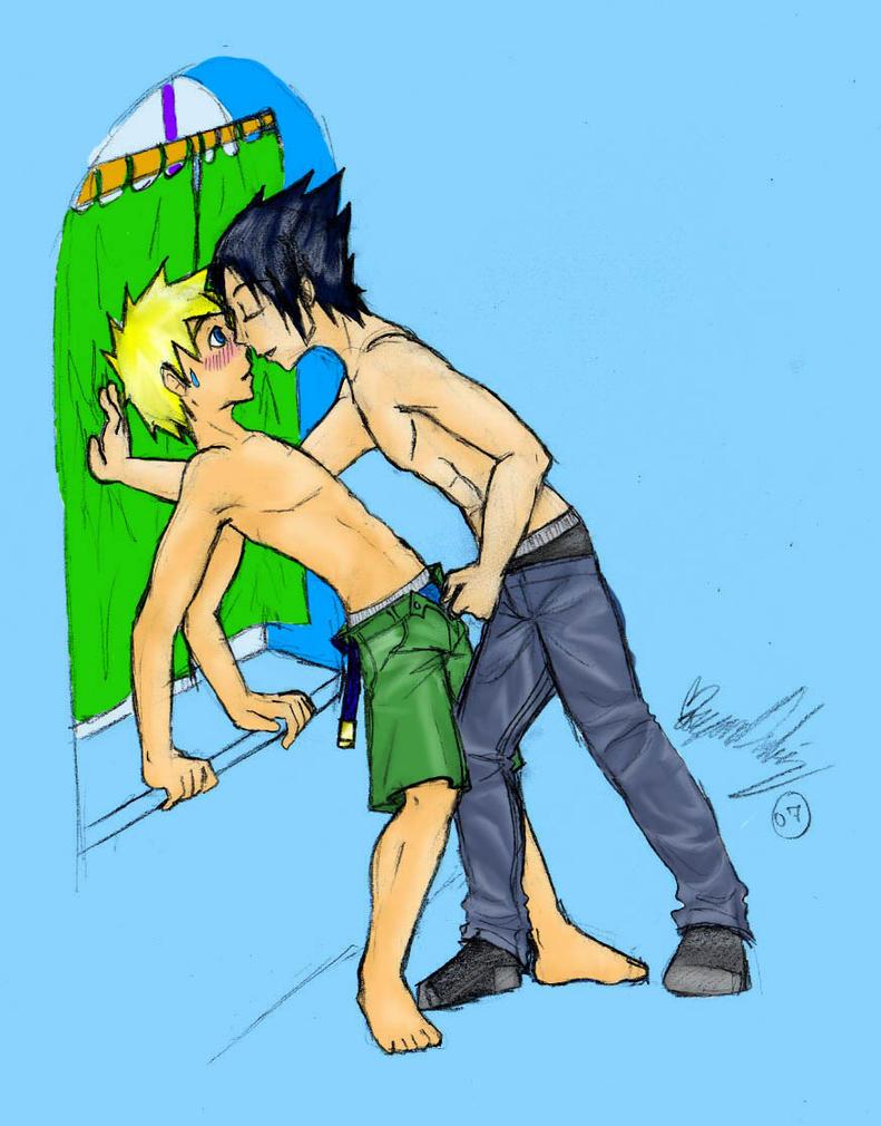 Gay naruto and sasuke