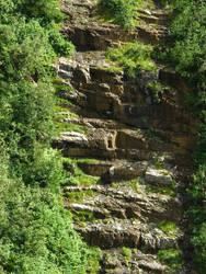 Slate Waterfall 1 by omega21