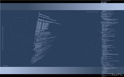 Code Jargon Wide Edition by omega21