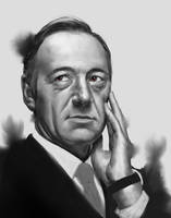 Frank Underwood by Jessso