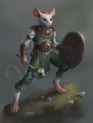 Mouse Viking