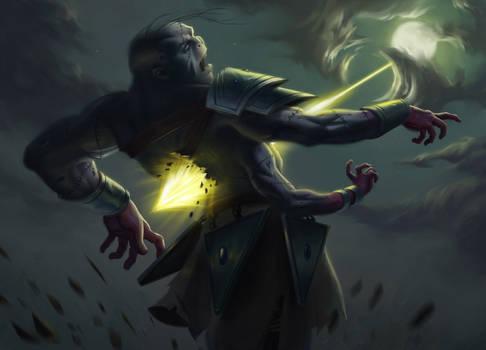 Destroy The creature Card