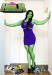 She-Hulk - Photos