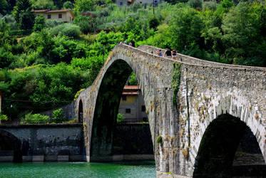 Devil's Bridge by st2wok