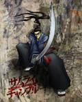 Samurai Champloo Fanart JIN