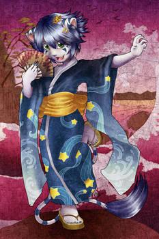 Kimono Lue