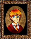 Ronald Weasley Portrait