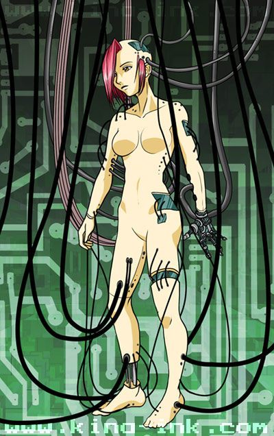 Raza: Cyborg A_Cyborg_Manifesto_by_kina