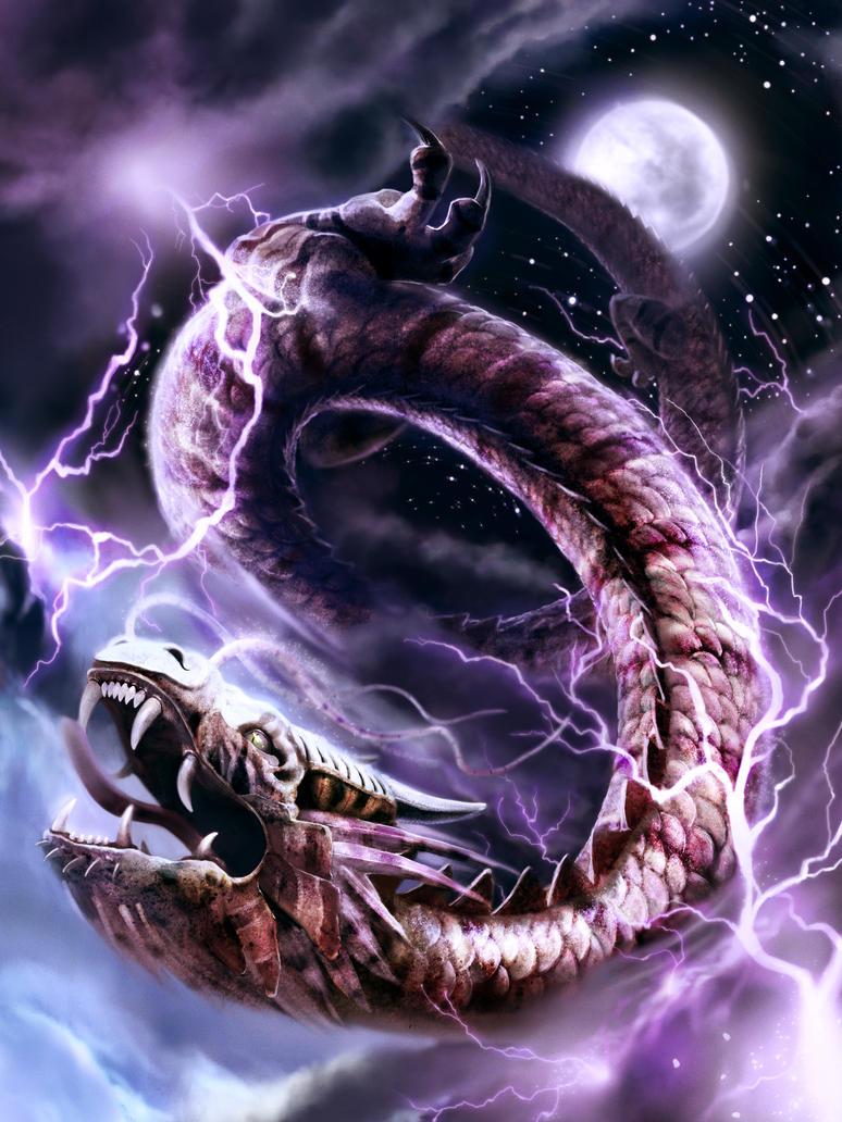 Dragon Storm – Die Drachenjäger