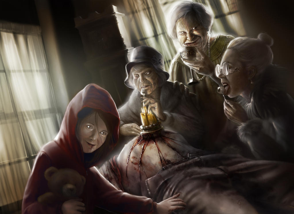 All Hallow's Morn by JRCoffronIII