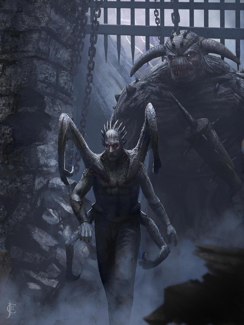 Symbiote by JRCoffronIII