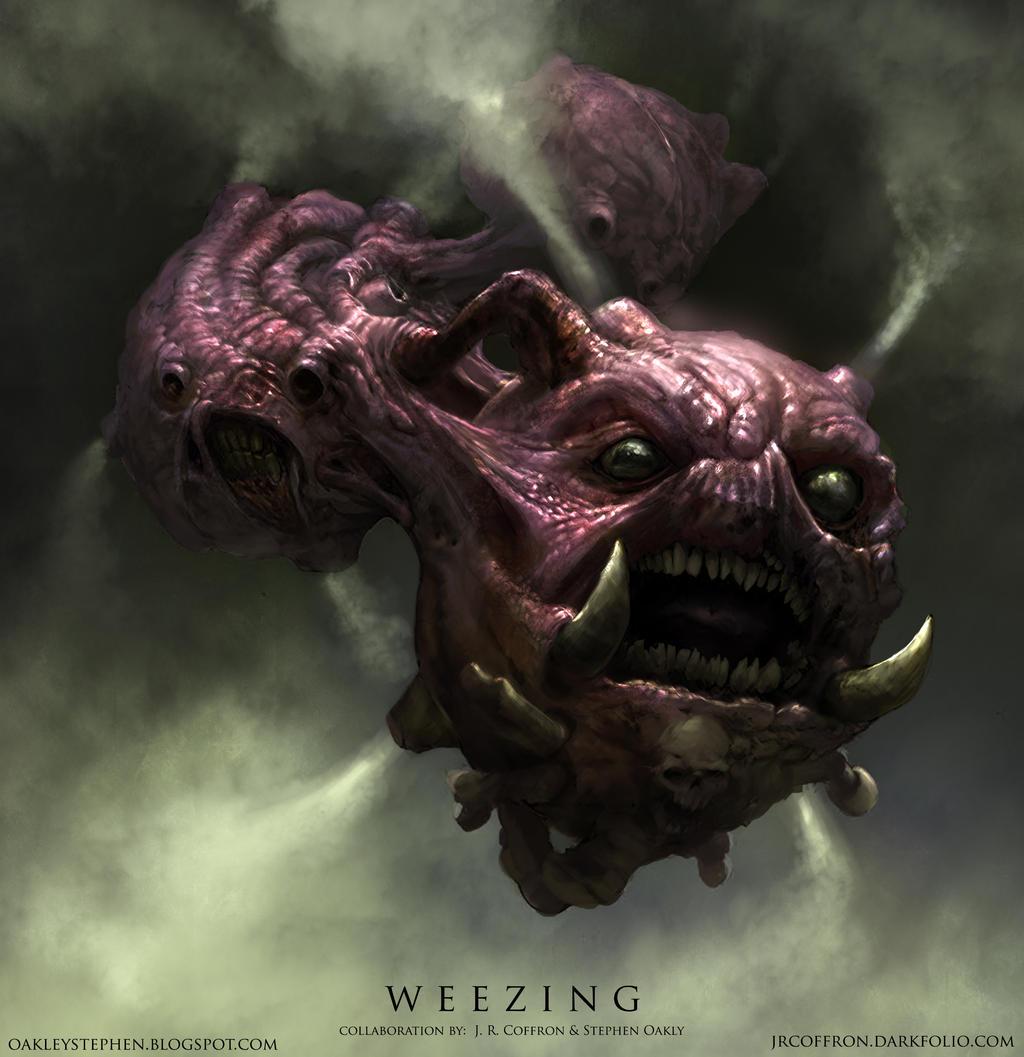Weezing