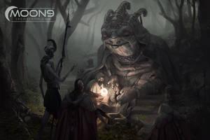 The Third Eye by JRCoffronIII