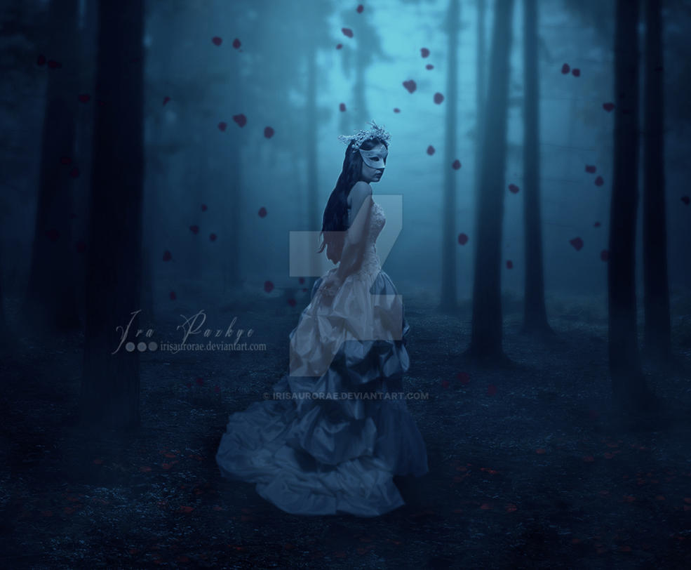 The Grey Lady by IrisAurorae