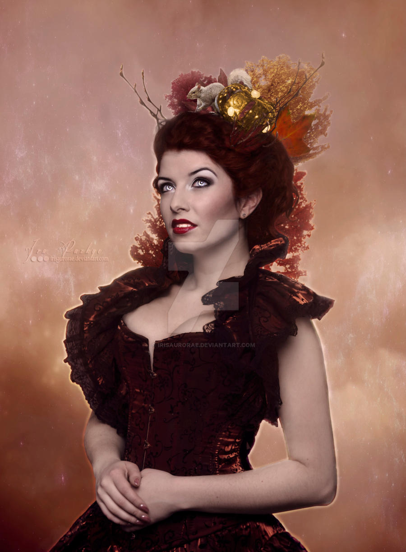 Autumn's Queen by IrisAurorae