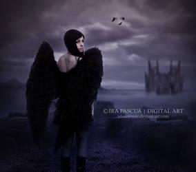 Wings of Night by IraPascua
