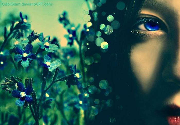 Bluerina by GabiGlam