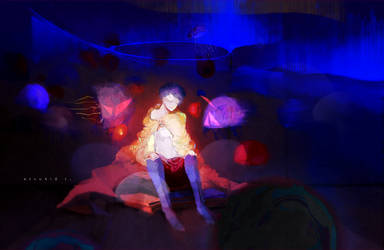 Sleep tight. by Atsukie-Ringfird