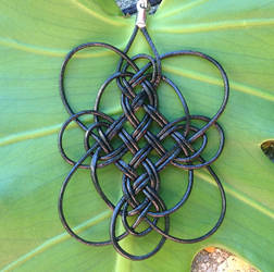 My new favorite knot!  by KnotAmused