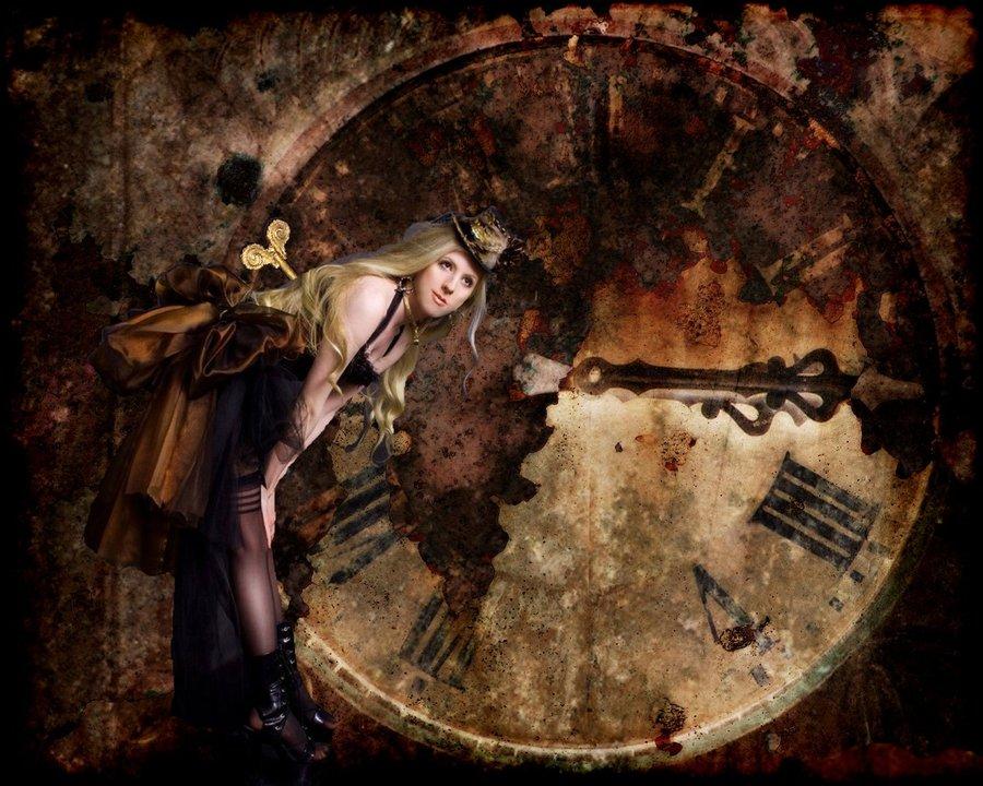Steampunk Clockwork Doll By The Little Skylark On Deviantart