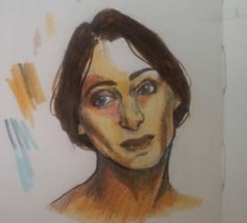 Color study 3/29