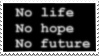 no future stamp by Nine-Inch-Kales