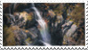 waterfall stamp by Nine-Inch-Kales