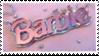 barbie stamp by Nine-Inch-Kales