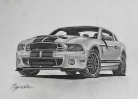 Mustang GTO 2013