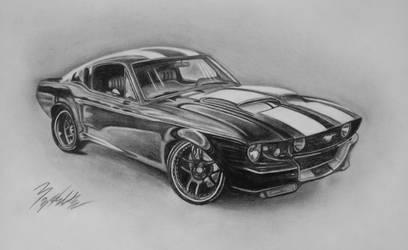 Mustang GTO