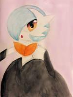 Watercolor Attempt Fail by KuriKurimu